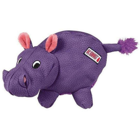 KONG Phatz Hippo - Furevables Pet Boutique