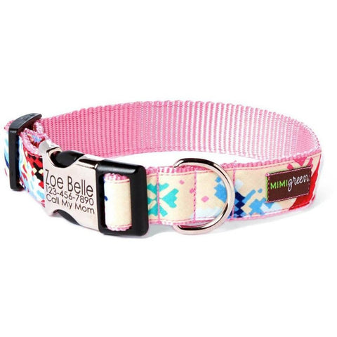 Bridget Pixie Designer Collar - Furevables Pet Boutique