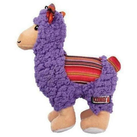KONG Sherps Llama - Furevables Pet Boutique