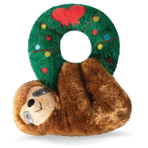 Holly Jolly Slothmas - Furevables Pet Boutique
