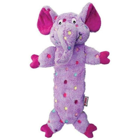 KONG Speckles Elephant - Furevables Pet Boutique