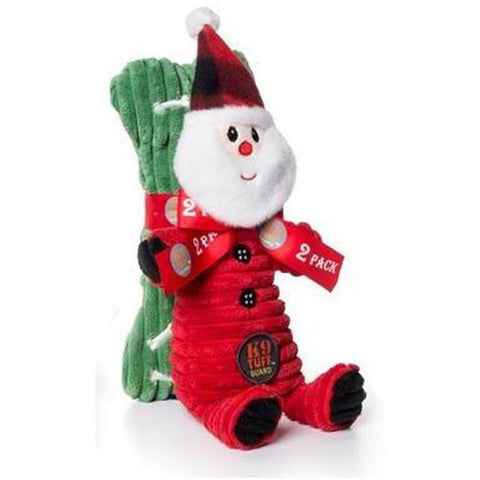 Squiggle Santa Set - Furevables Pet Boutique