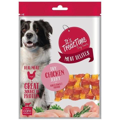 Chicken Sweet Potato - 500gms - Furevables Pet Boutique