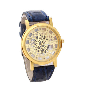 Stainless Steel Quartz Sport Wristwatch