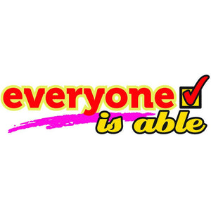 The cover of Everyone is Able
