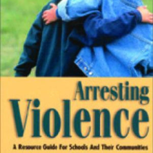 The cover of Arresting Violence (CD and Book)