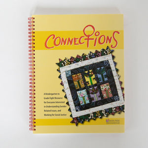 The cover of Connections Book