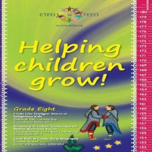 The ETFO Individual Growth Chart poster