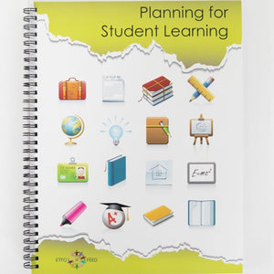 The cover of Planning for Student Learning