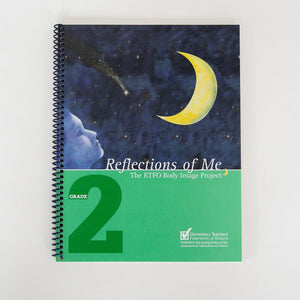 The cover of Reflections of Me - Grade 2