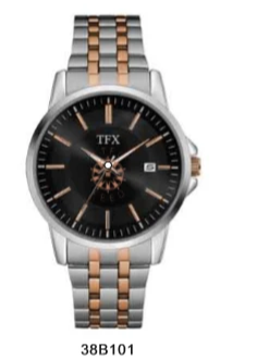 TFX Men's Watch - Black Dial