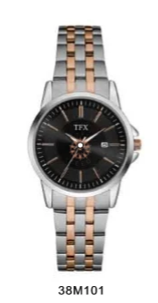 TFX Women's Watch - Black Dial