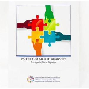 Parent-Educator Relationships Pamphlet