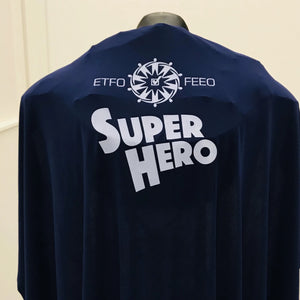 ETFO Super Hero Capes