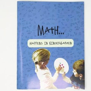 Math: Happens in Kindergarten