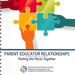 Parent-Educator Relationships Book