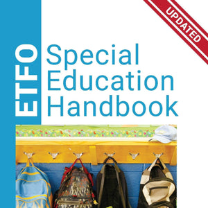 ETFO Special Education Handbook: A Practical Guide for All Teachers