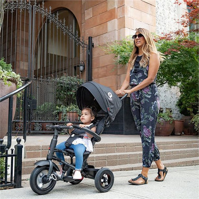 Stroller safety: Tips for parents