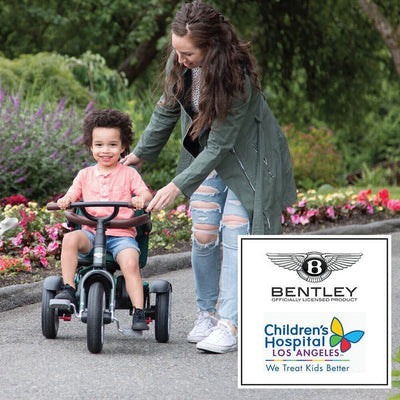 Bentley Trike USA Teams Up With Children's Hospital Los Angeles To Raise Funds