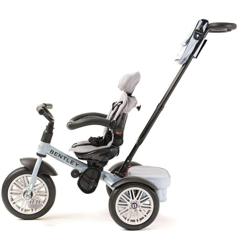 JETSTREAM BLUE BENTLEY 6 IN 1 STROLLER TRIKE - Luxury Kids Trike