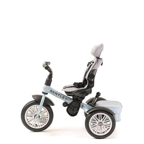 JETSTREAM BLUE BENTLEY 6 IN 1 STROLLER TRIKE - Luxury Trike for Kids