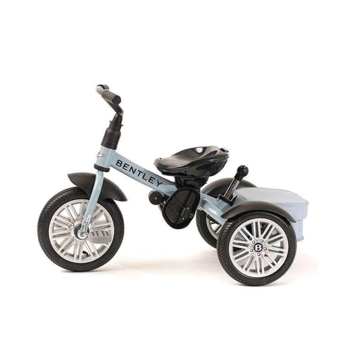 JETSTREAM BLUE BENTLEY 6 IN 1 STROLLER TRIKE - Luxury Bentley Tricycle