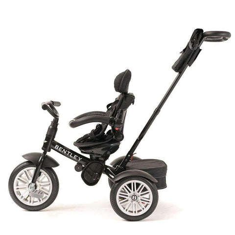 ONYX BLACK BENTLEY 6 IN 1 STROLLER TRIKE - Smart Bentley Trike