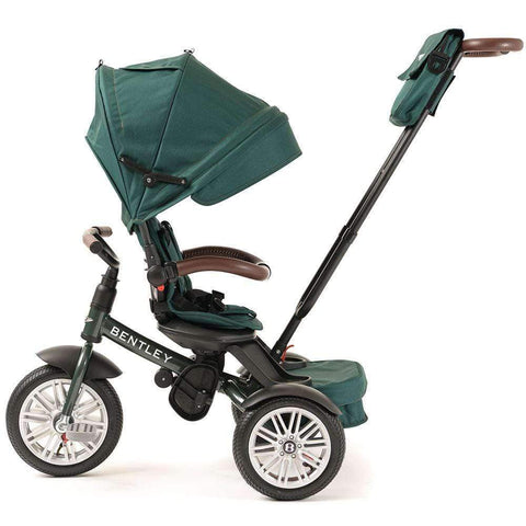 SPRUCE GREEN BENTLEY 6 IN 1 STROLLER TRIKES - Luxury Bentley Trikes