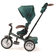 SPRUCE GREEN BENTLEY 6 IN 1 STROLLER TRIKES - Luxury Bentley Kids Trikes