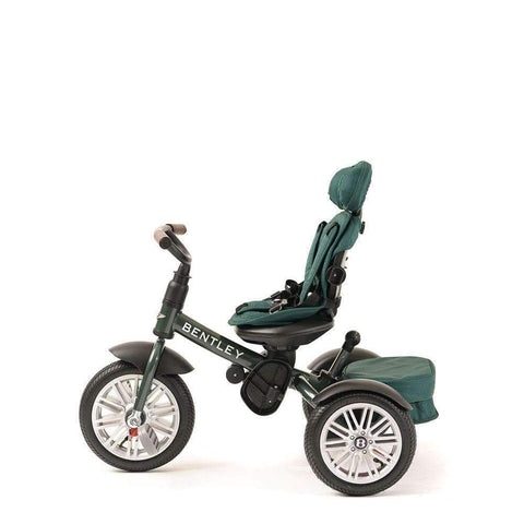 SPRUCE GREEN BENTLEY 6 IN 1 STROLLER TRIKE - Smart Bentley Trike
