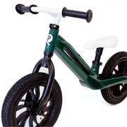 Forest Green Qplay Racer Balance Bike
