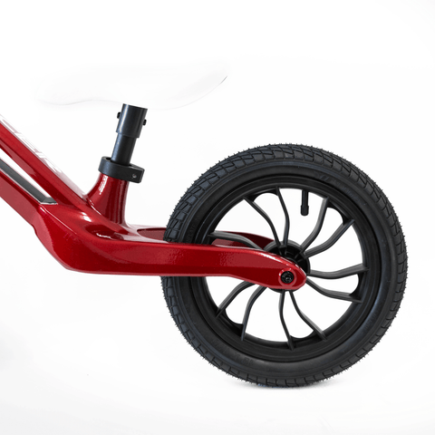 Candy Red Racer Balance Bike