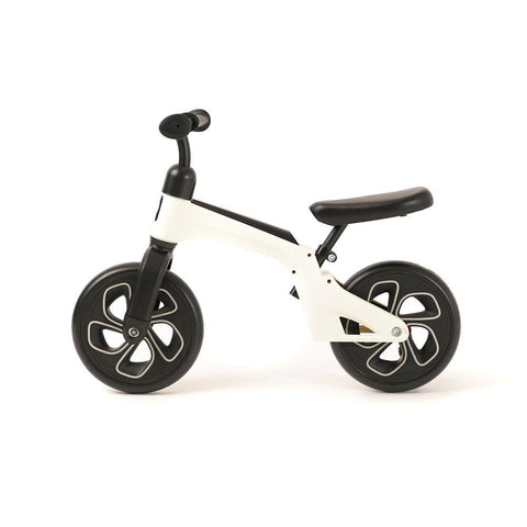 White QPlay Balance Bike - Kids Balance Bike