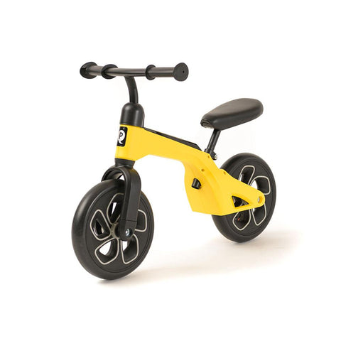 Yellow QPlay Balance Bike - Kids Balance Bike