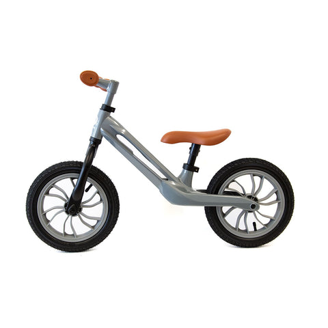 Sterling Qplay Grey Racer Balance Bike
