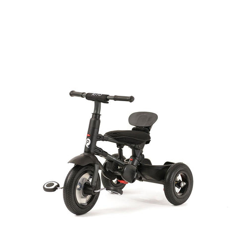 Convertible Black Rito Plus Ultimate Folding Trike