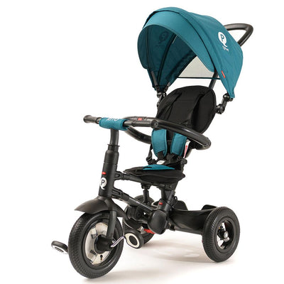 Teal Rito Plus Ultimate Folding Trike