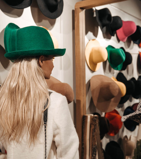 Home Tour – éN Hats Flagship Shop