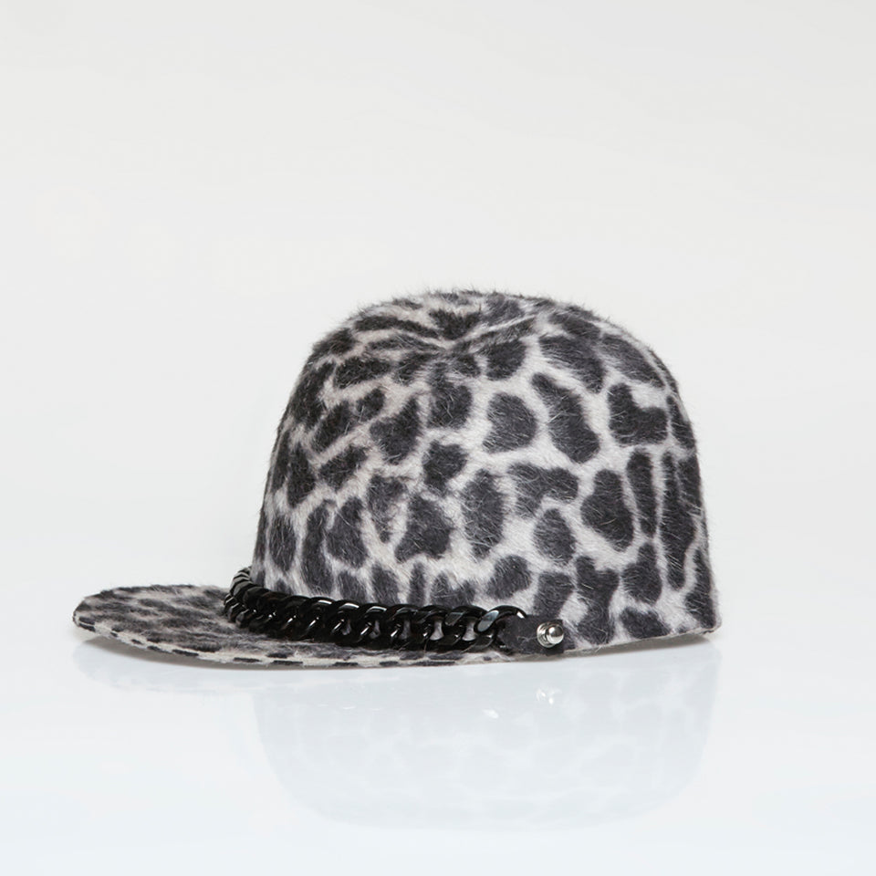 enhats-wool-felt-leopard-visor-chain-hat