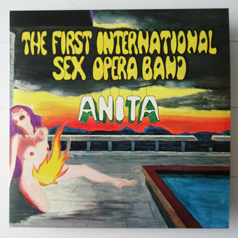 FIRST INTERNATIONAL SEX OPERA BAND- Anita- (Netherlands 1969) GPMUSIC01LP