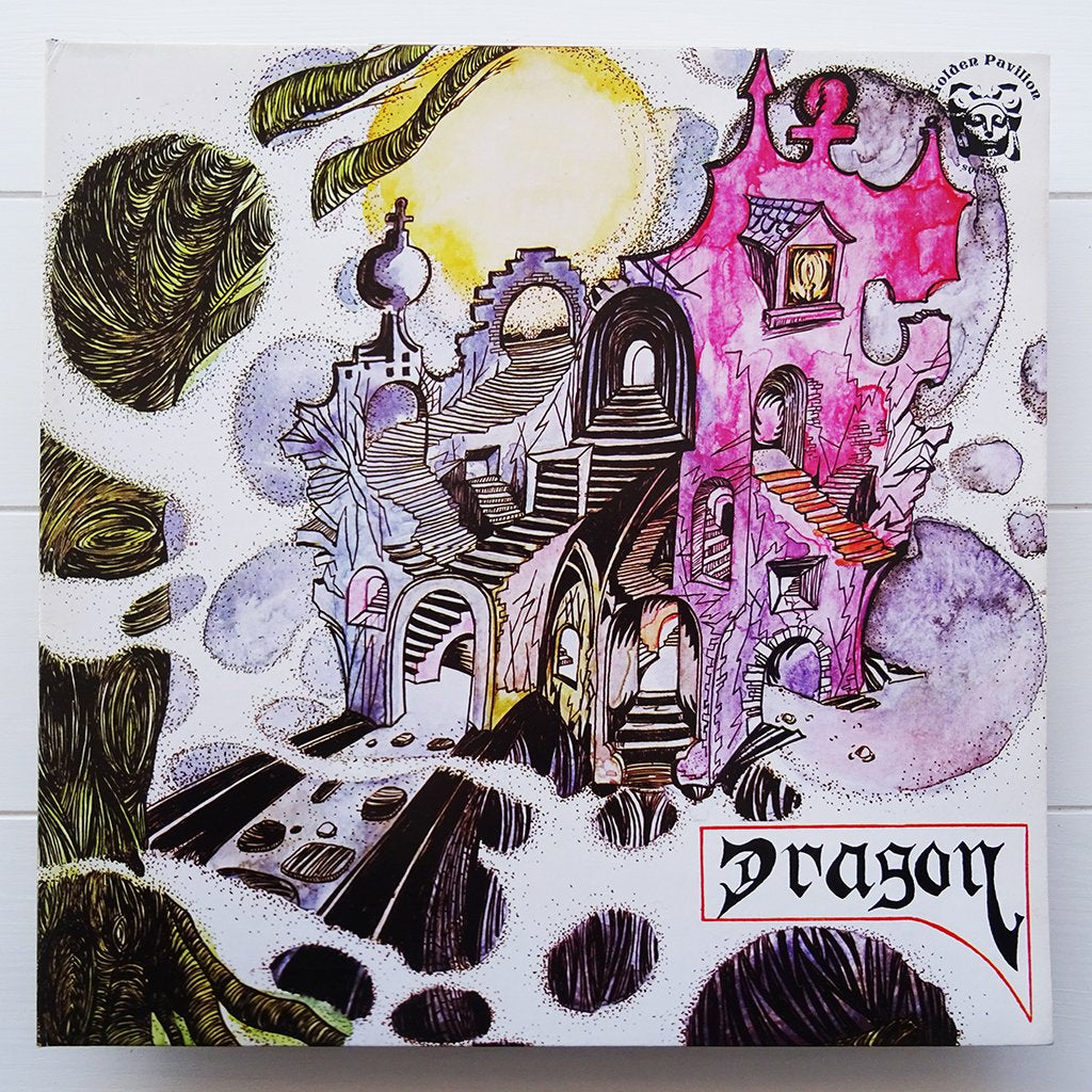 DRAGON- Dragon (1976 Belgium/ UK) GP1003LP