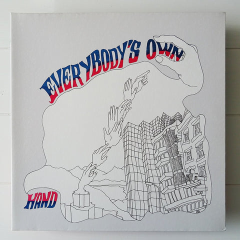 HAND- Everybody's own- (Switzerland 1972) GP1018LP