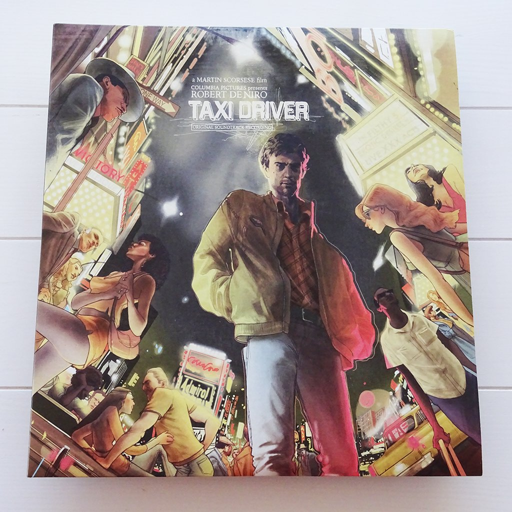 Bernard Hermann - Taxi Driver Soundtrack