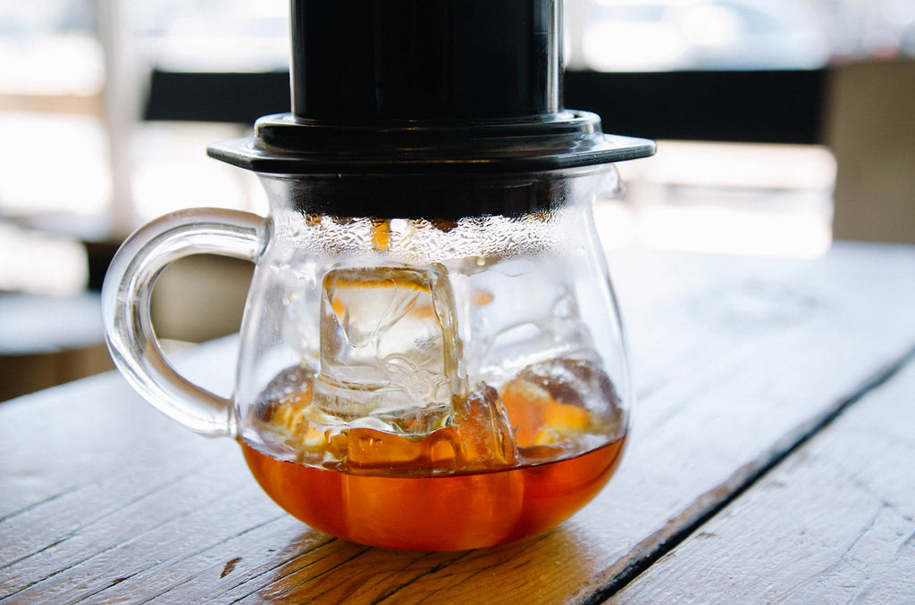Punchy, Refreshing & Perfect for Summer - Aeropress over Ice