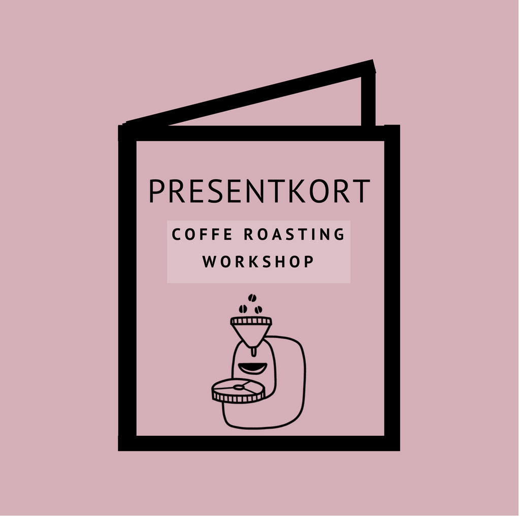 Presentkort - Coffee Roasting Workshop