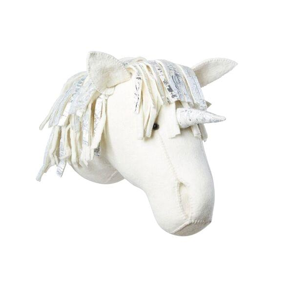 Decorative Large Unicorn Head