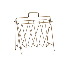 Madam Stoltz Magazine Rack