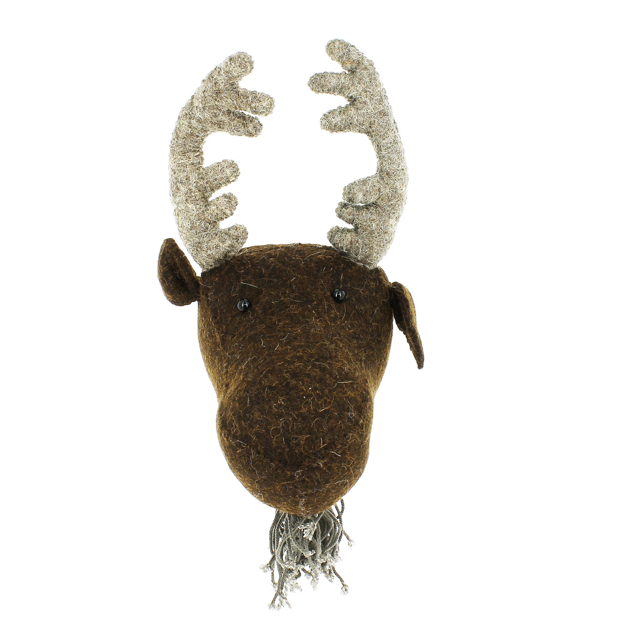 Mini Decorative Animal Head - Moose