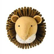 Large Decorative Animal Head - Lion (new design)