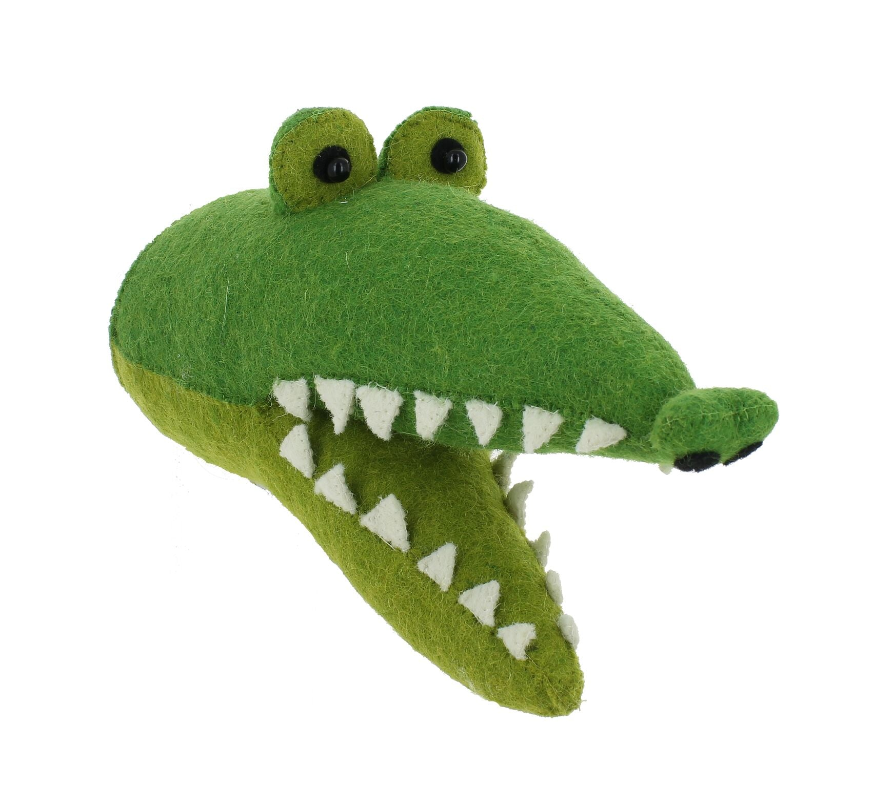 Mini Decorative Animal Head - Crocodile